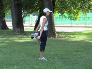 Strength and flexibility exercises 4