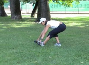 Strength and flexibility exercises 5
