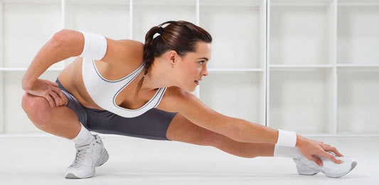 La flexibilidad previene lesiones