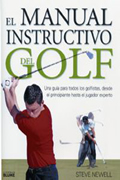 El manual instructivo de golf